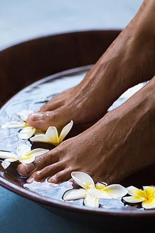 soins des pieds Garancières